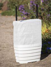 how to set up garden cloche