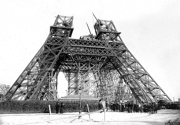 20 March 1888: Completion of 1st level.