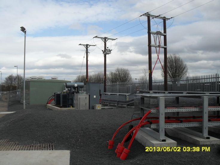 NOJA Power - Power Network Demonstration Centre Cumbernauld