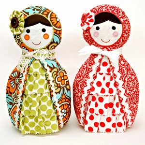 Download Babushka Doll Sewing Pattern Sewing Pattern | What's New Sewing Patterns for Download | YouCanMakeThis.com