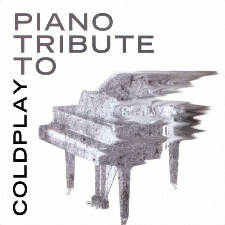 Various Artists - The Piano Tribute to Coldplay (CD)
