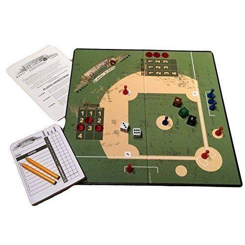 Baseball Board Game Innovative Realistic Sports Fun Family Game Ages 8+ NEW #GrandmaSmileys