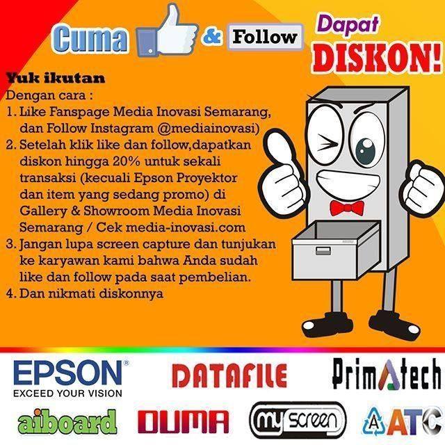 Hai yuk ikutan kuis sosmed Media Inovasi Semarang. Ada diskon buat kalian yang sudah like dan follow :) #kursi #lemari #computer #kantor #peralatankantor #mediainovasisemarang http://ift.tt/2jOuXJL