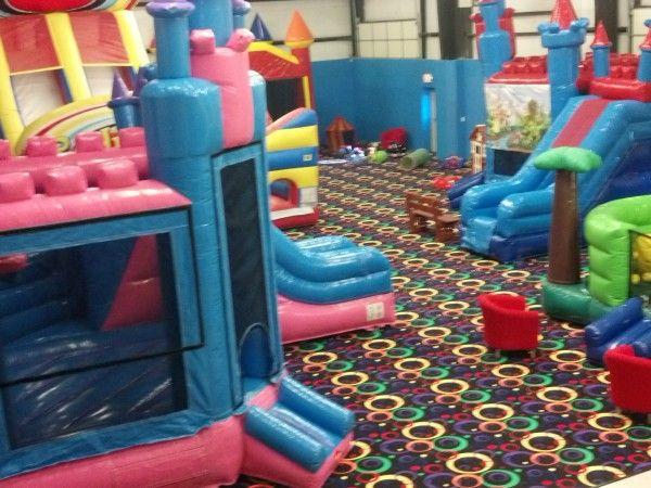 Indoor Bounce House facility and rentals | Fredericksburg Virginia