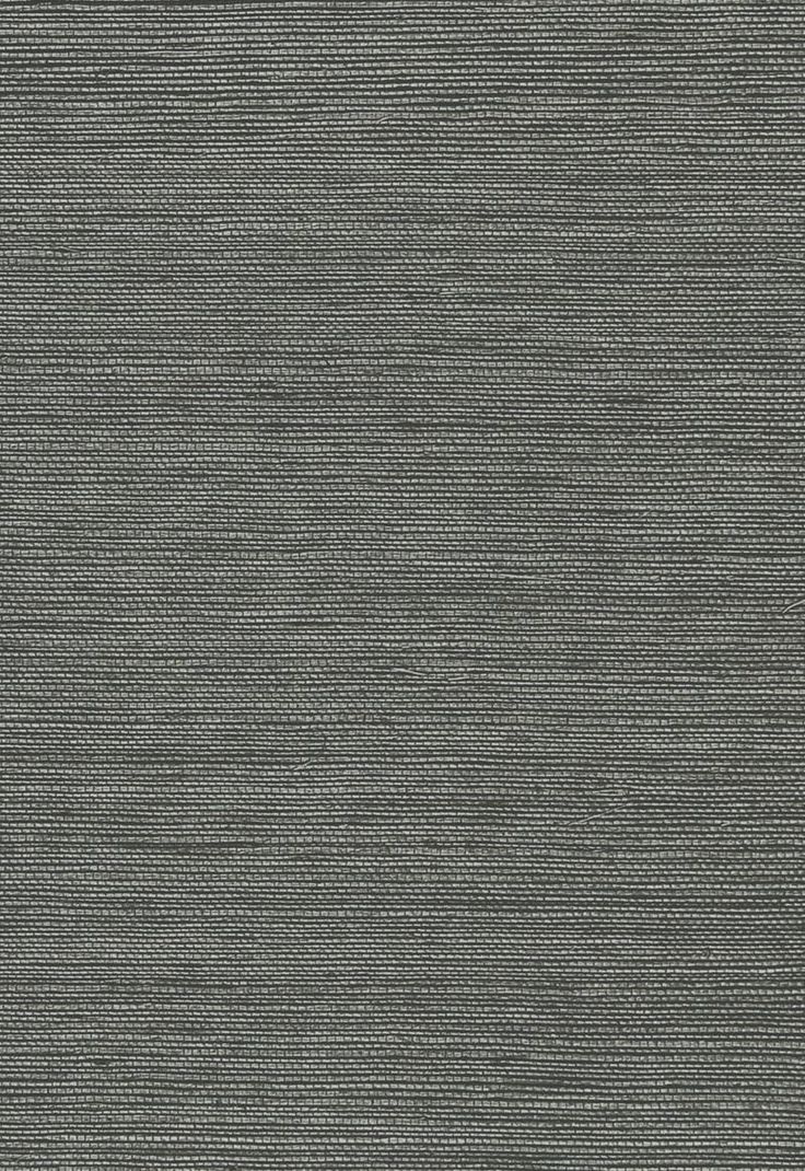 5004720 Haruki Sisal Charcoal By Schumacher Textured
