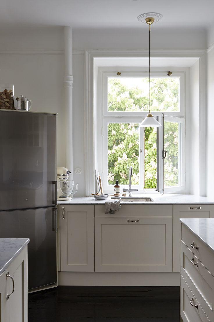Kitchen Interior design Upplandsgatan 25 B, 4 tr | Fantastic Frank