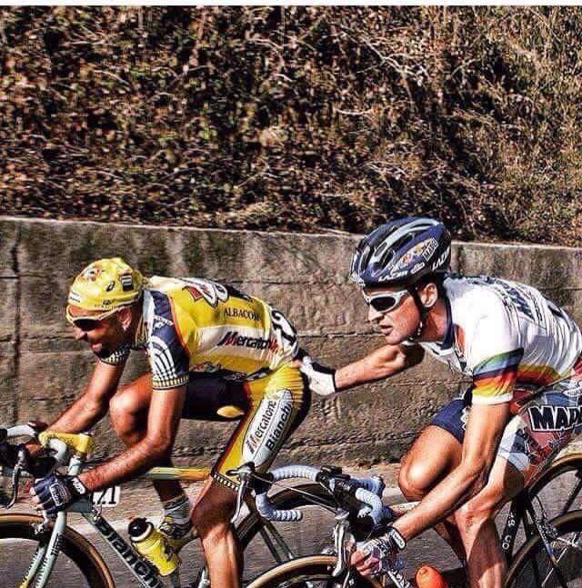 #MarcoPantani  #PersonalTrainer #Bologna #ciclismo #allenamento #bicicletta