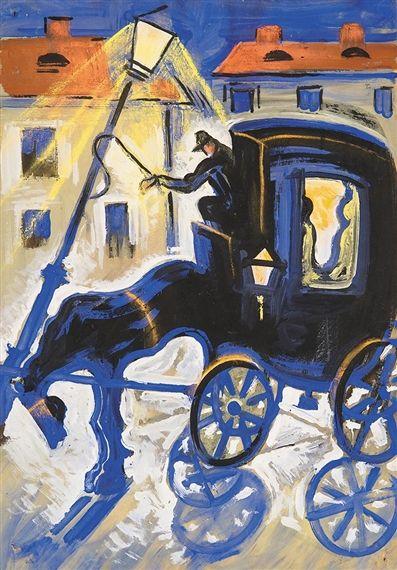 Artworks of Hugó Scheiber (Hungarian, 1873 - 1950)