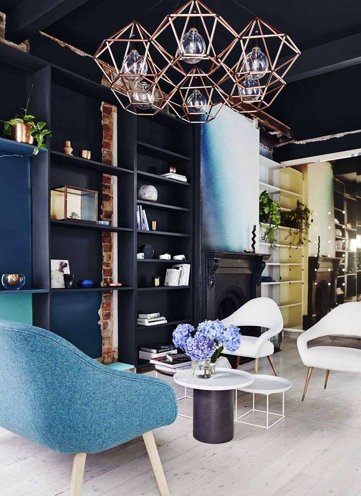 Dulux Australia Interior Inspired by Ginger  Smart's AW15 collection Arcadia Room name Afterglow Image credit Lisa Cohen(5)