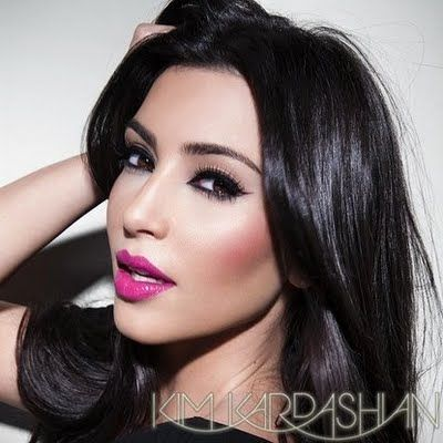 Pinner Said: Kim Kardashian is lame, but she does have good makeup and clothing. Hers is a good image of her in cat-eye makeup. -- & I agree with her/him. LOL!