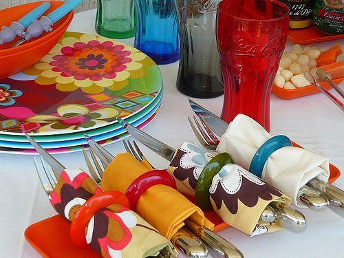 Almoço de domingo na sacada
