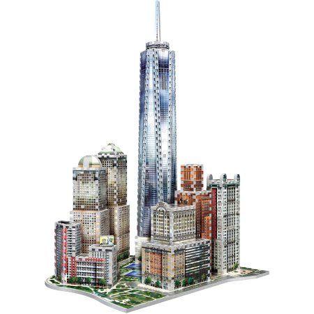 Wrebbit 3D 2011 Midtown West New York Puzzle
