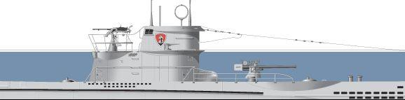 Ripercorrendo le rotte atlantiche dei famigerati sommergibili tedeschi Ricostruiamo una delle rotte atlantiche battute dai sommergibili tedeschi durante la seconda guerra mondiale. Precisamente, si tratta della rotta tra La Rochelle e un porto del Canada, percorsa dall'