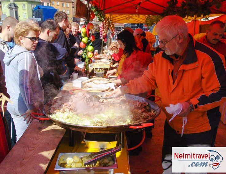 Warsaw; Food; Poland; Travel; Nelmitravel;