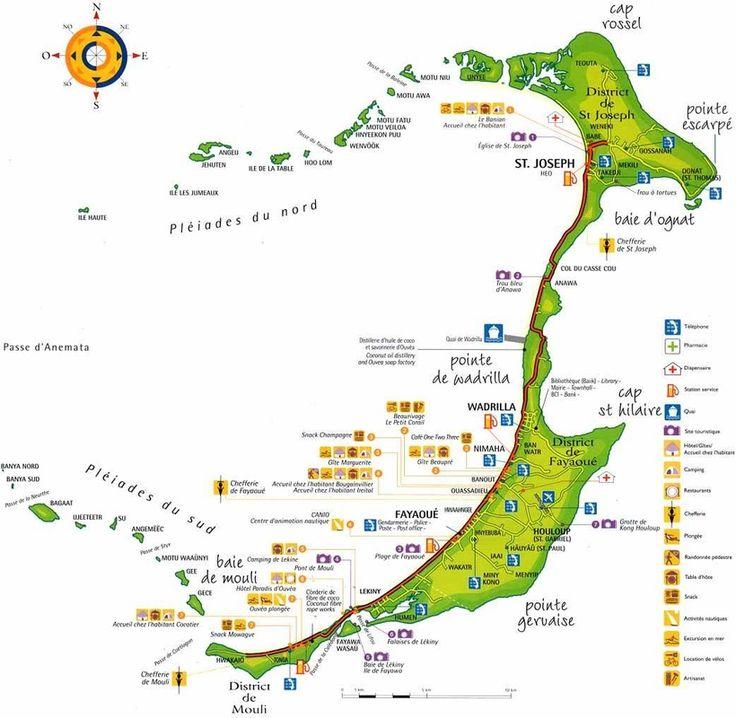 Paradis d'Ouvéa Resort  Ouvea   New Calédonia