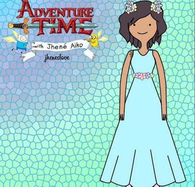 Jhen Aiko On Adventure Time