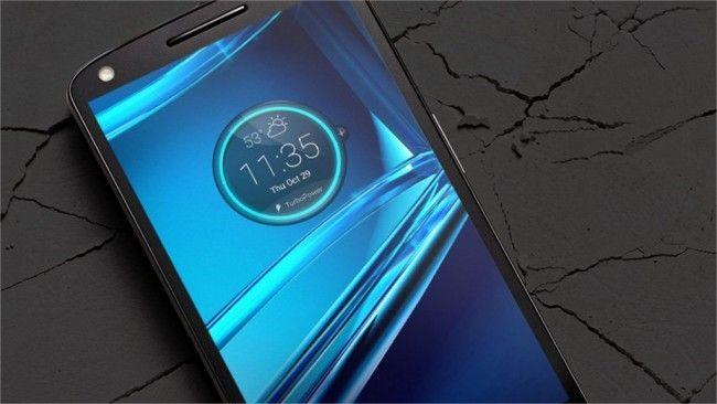 Werilly - Motorola X Force : A l'épreuve des chocs
