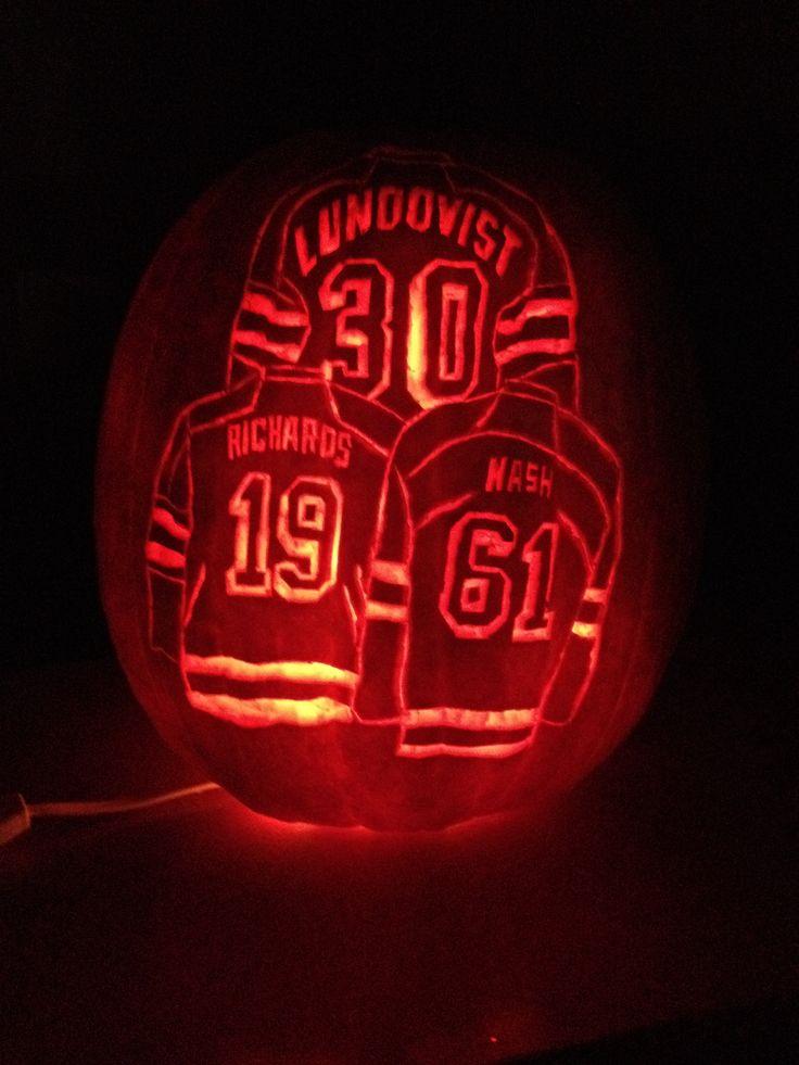 Best hockey halloween images on pinterest