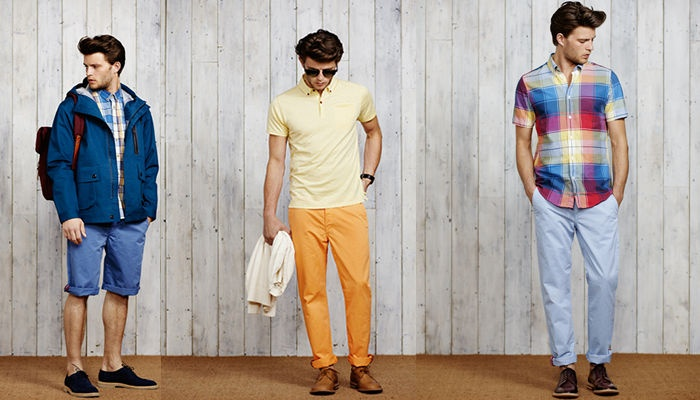 Ben Sherman is one of the traditional British brands that has specialized in supplying clothing and accessories for men.