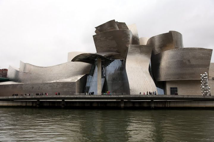 AD Classics: The Guggenheim Museum Bilbao / Spain / Frank Gehry