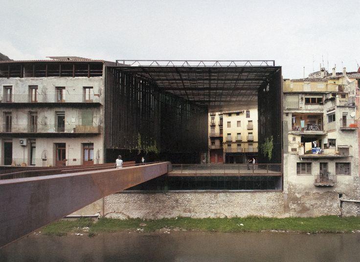 Espai La Lira, Ripoll, RCR arquitectes/ Joan Puigcorbé