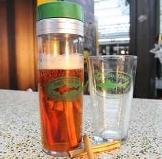 Make infused beers in minutes at home. Dogfish Head Randall Jr.