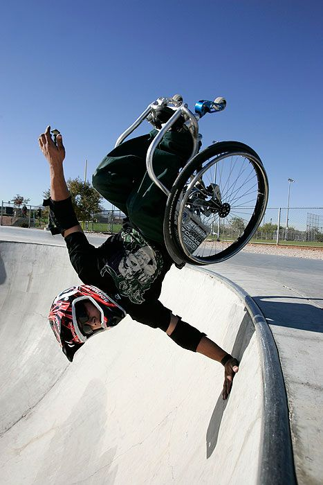Pin by Cur8able on Editorial Styling: People with disabilities | Pinterest | Disability, Sports and Bmx