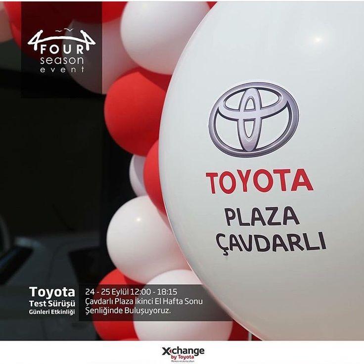 Toyota Etkinlik Günleri