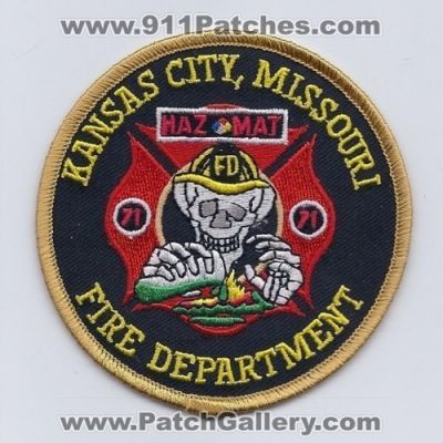 Kansas City Fire Department Station 71