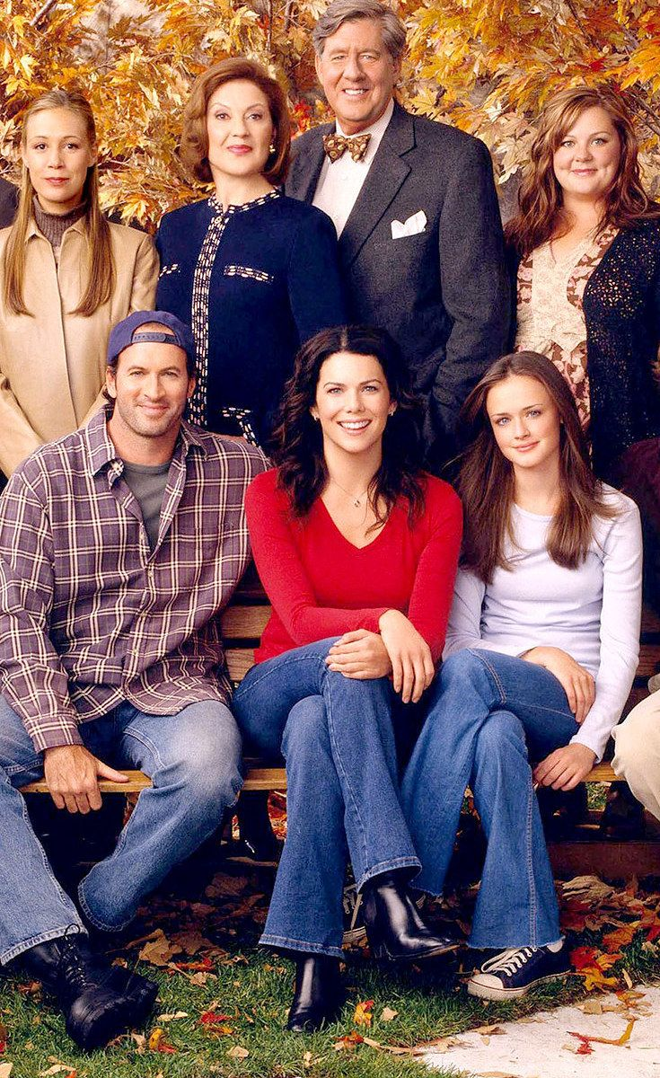 Brace yourselves for a gilmore girls revival
