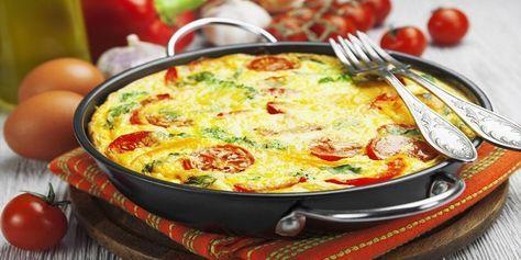 Фриттата - итальянский завтрак! Вкусный завтрак! Омлет получается вкусный, просто нет слов. Ароматы витают на кухне просто сумасшедшие!