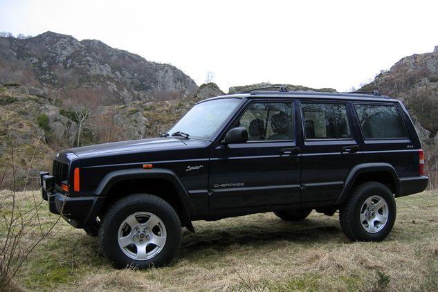 Jeep Cherokee '98