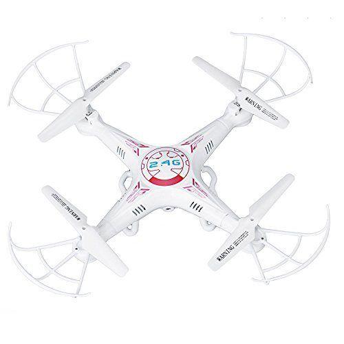 Ularmo® X5C-1 2.4GHz 4CH RC 6 eje Quadcopter con cámara HD juguete regalo - http://www.midronepro.com/producto/ularmo-x5c-1-2-4ghz-4ch-rc-6-eje-quadcopter-con-camara-hd-juguete-regalo/