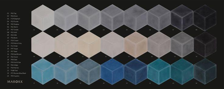 stix fog — marokk – marokkanske cementfliser og tæpper