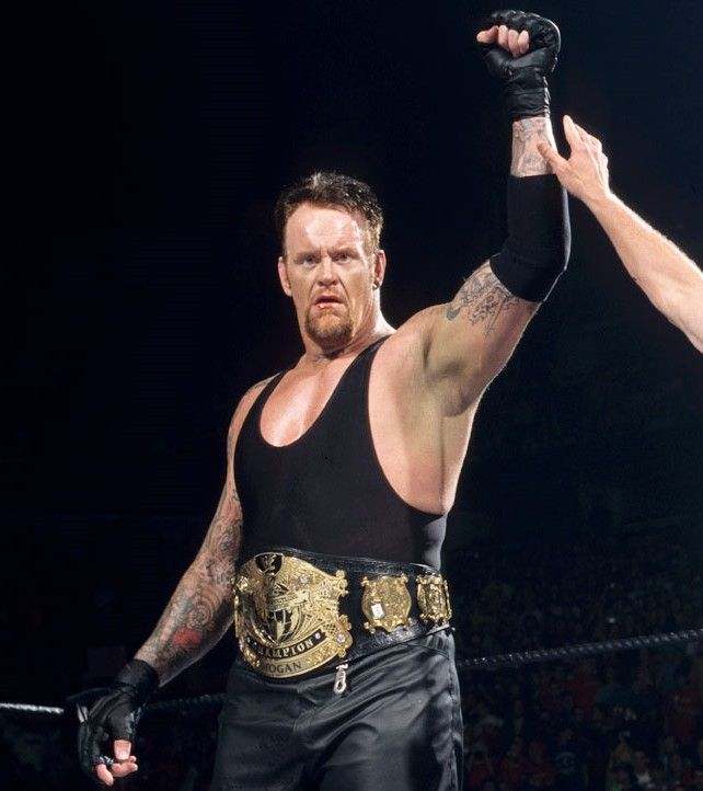 Undertaker Wwe Championship Undertaker Wwe Wrestling Wwe