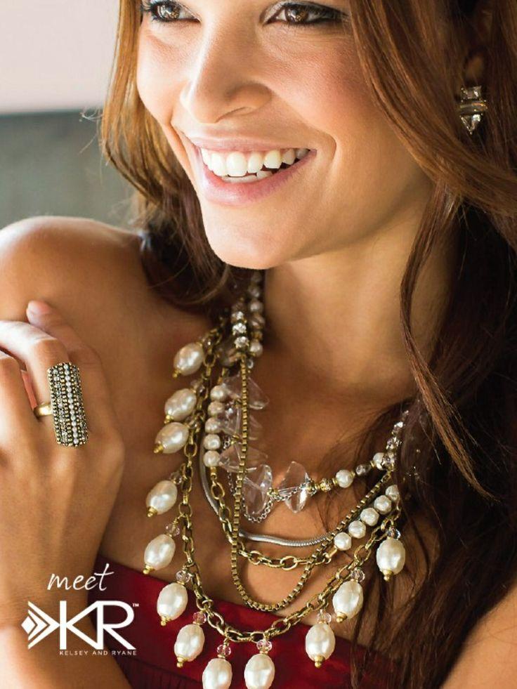 Practical Pearls. So versatile...wear it 9 different ways. Shop: www.mysilpada.com/hollie.sheerer