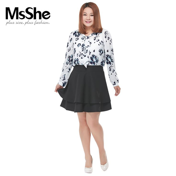Dress style for larger ladies