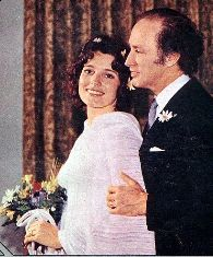 Pierre Trudeau and Margaret Trudeau