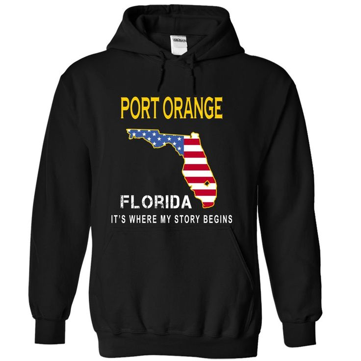 PORT ORANGE It's Where My Story Begins T-Shirts, Hoodies. SHOPPING NOW ==►…