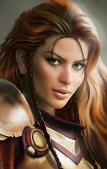 Custom PC & NPC Portraits - Page 5 - Beamdog Forums by DouglasShuler http://www.deviantart.com/art/Blayde-217722828