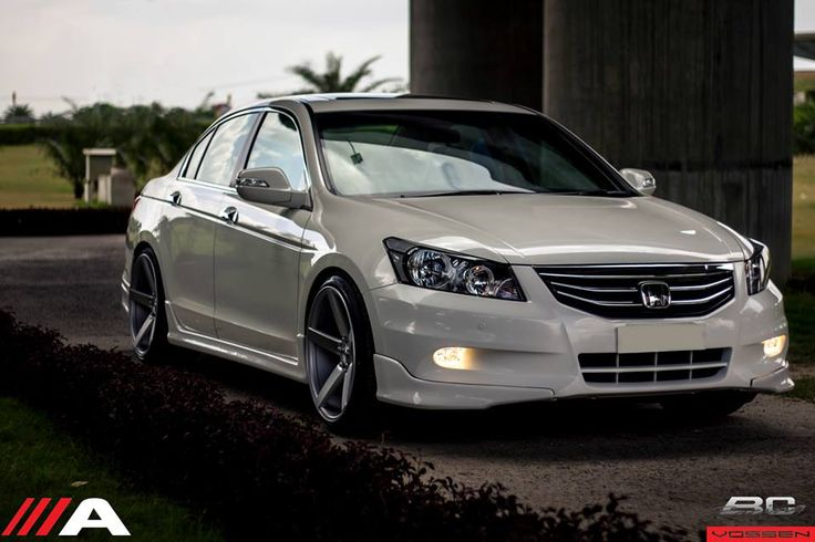 Honda Accord on CV3's