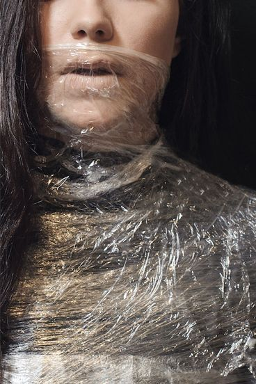 Raw photo series reveals what anxiety really feels like