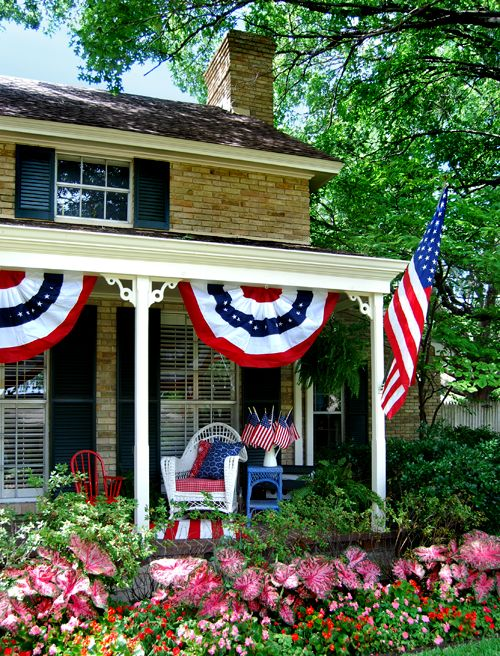139 Best Images About 4th Of July Outdoor Decorations On