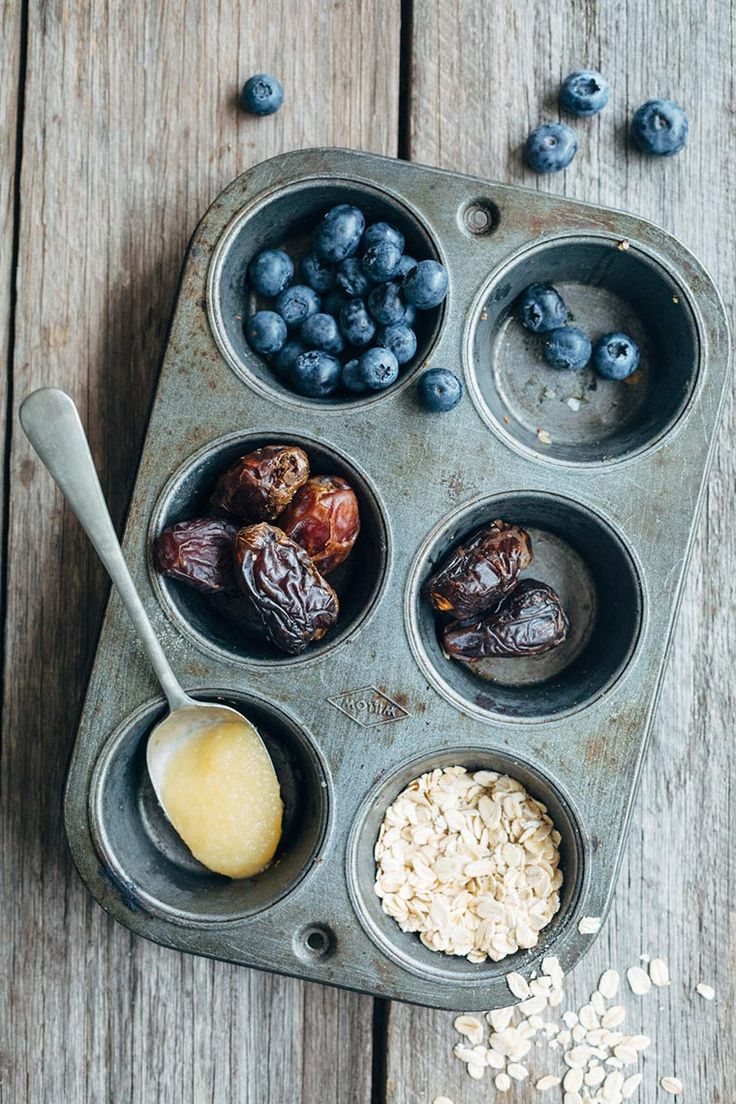 Ready for some #Vegan Blueberry Muffins? Check out our wholesome & easy #recipe!