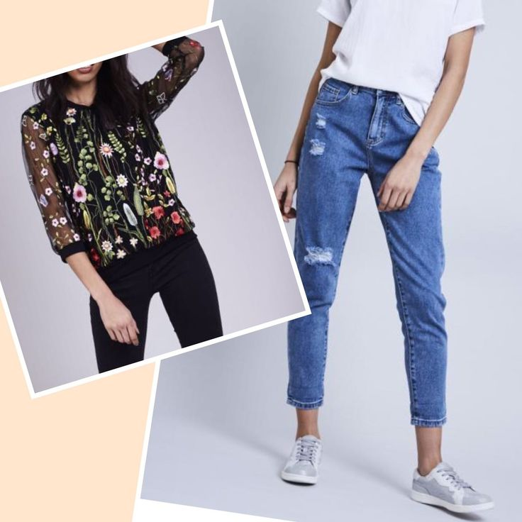Mom Jeans #newdenimbrand instore and online xx