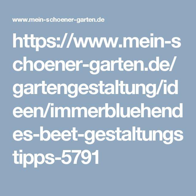 23 besten Garten Bilder auf Pinterest Blumenbeete, Garten ideen - mein schoner garten zeitschrift