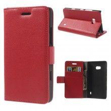 Custodia Nokia Lumia 930 Book Portafoglio Rosso € 9,99
