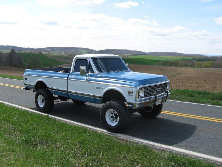 Classic Chevy.... gotta love it!!