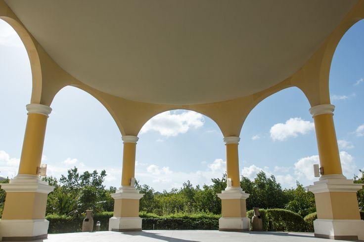 - Arcos - Iberostar Paraíso Grand. Riviera Maya, México.