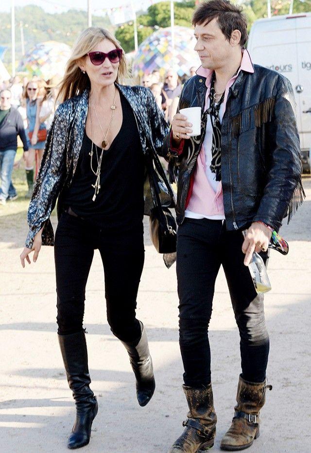 Kate Moss | Glastonbury Festivals